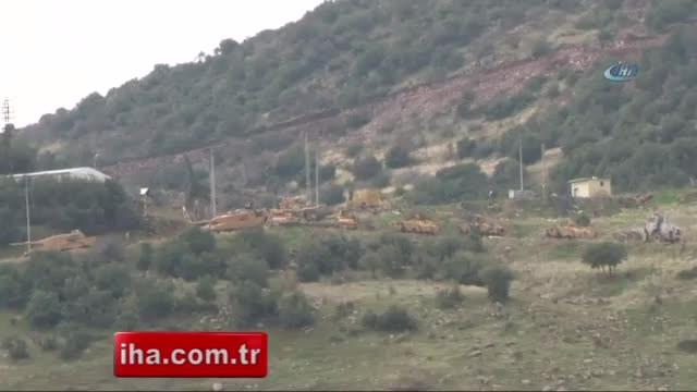 Afrin'e Kara Harekatı Böyle Başladı!