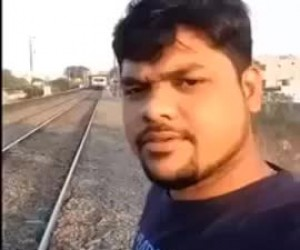 OMG! train hit