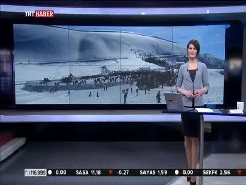 Kış Turizminin Yeni Gözdesi Yedikuyular Kayak Merkezi