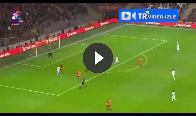 Galatasaray 4-1 Konyaspor Maç Özeti ve Golleri İzle