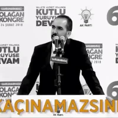 AK Parti İl Başkanı Ahmet Özdemir - ŞİİR