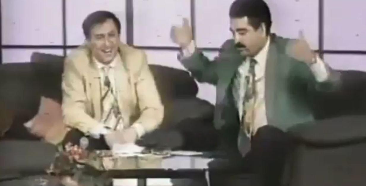 Fatih Terim, Ibo Show'da (1994)