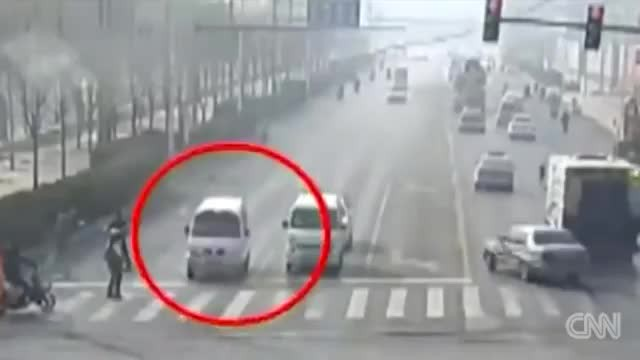 Myster of china's levitating cars Solved