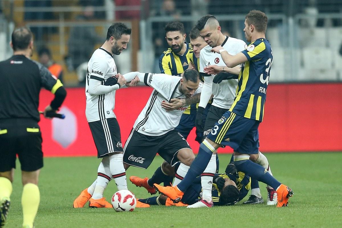 ÖZET | Beşiktaş 2-2 Fenerbahçe