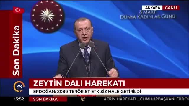 Erdoğan'dan Flaş Mısıroğlu ve Nurettin Yıldız Sözleri!