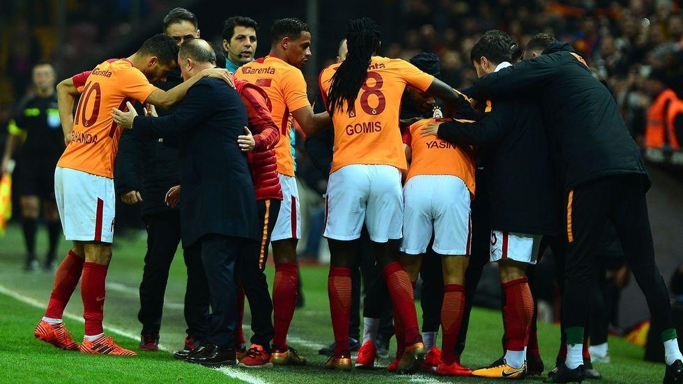 ''Galatasaray şampiyonluk yarışında bir adım önde''
