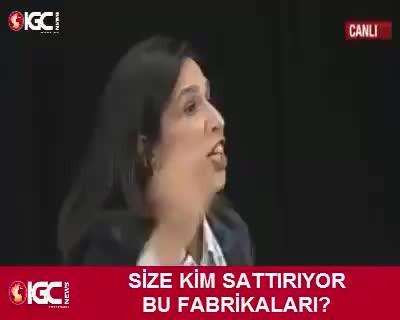 Gülay Yedekçi'den Muhteşem Konuşma!