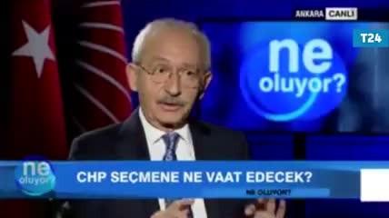 Kılıçdaroğlu'dan Flaş ittifak açıklaması!