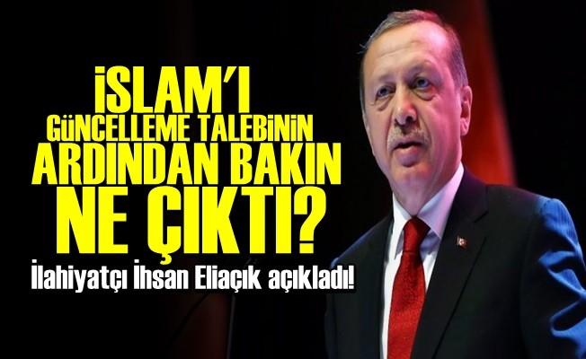 İŞTE İSLAM'I GÜNCELLEME TALEBİNİN PERDE ARKASI!