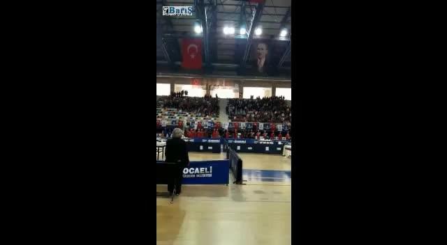 Kocaeli Büyükşehir Belediyesi, İstiklal Marşı'na kafayı taktı