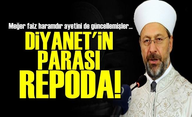 DİYANET FAİZ AYETİNİ DE GÜNCELLEMİŞ!..