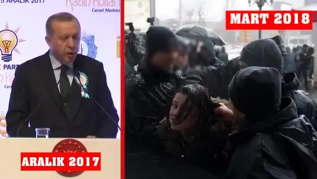 Ankara'da ve Çorlu'da Kadınlara Yapılan Akıl Almaz Görüntüler!