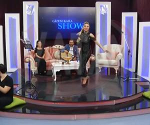 Gizem Kara Show Muhteşem Potpori