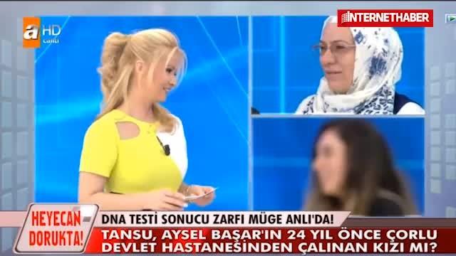 Müge Anlı'da Tansu'nun DNA sonucu açıklandı
