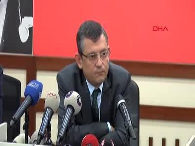 CHP'li Özel'den '2019 ittifakı' açıklaması