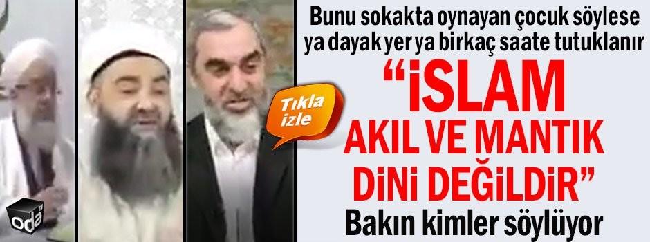 İslam dini akıl ve mantık dini değildir dediler! Bakın bunu kimler Söylüyor!