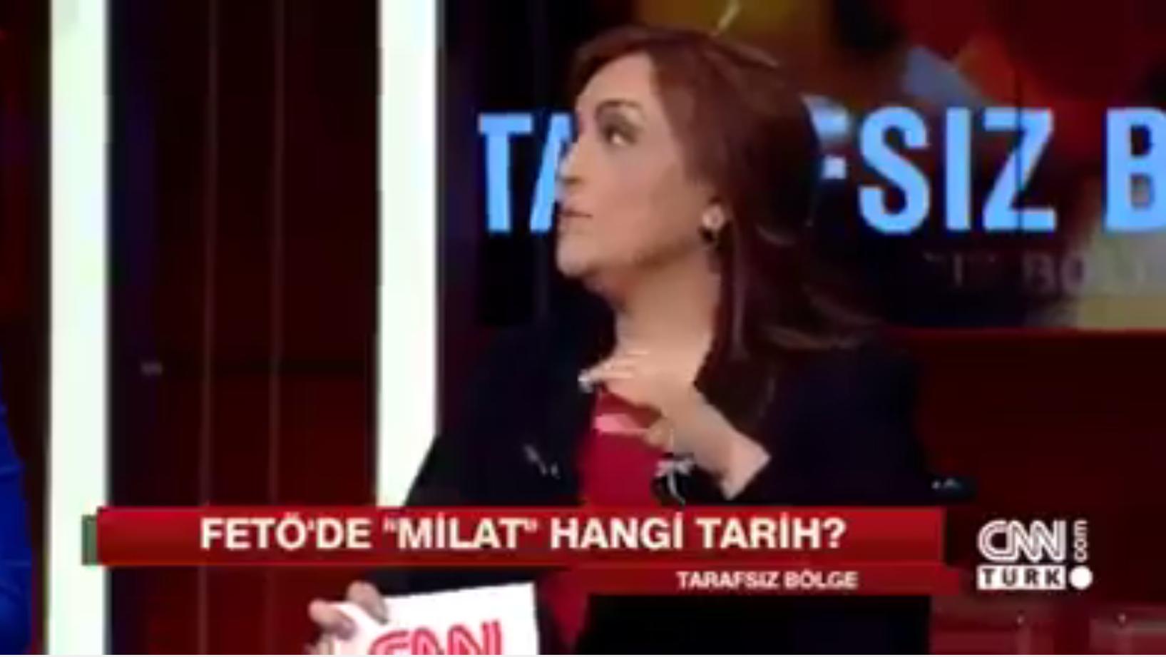 Elfin Tataroğlu'nun  AKP'yi yerin dibine soktuğu muhteşem anlar!