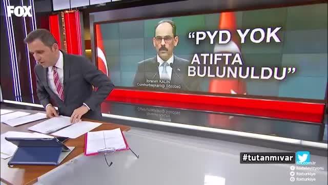 Fatih Portakal'dan canlı yayında Tayyip Erdoğan'a