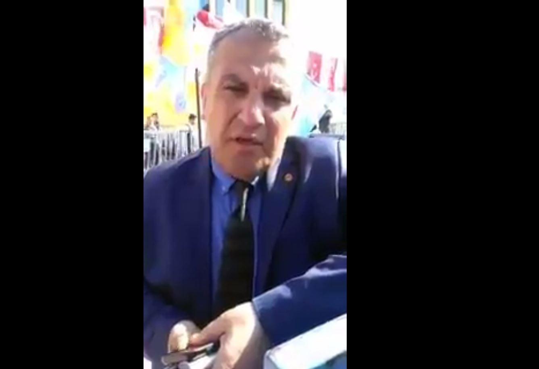 AKP Adana il Başkan adayından Erdoğan'la ilgili Şok Sözler!