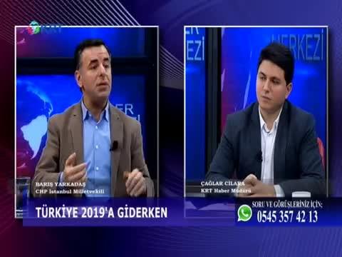 Barış Yarkadaş AKP-MHP ittifakının altında yatan kirli pazarlığı açıkladı!