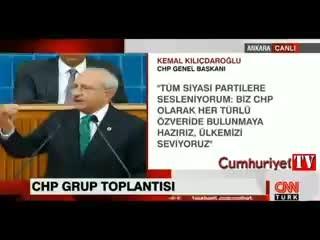 Kemal Kılıçdaroğlu'ndan partililere seçim talimatı!