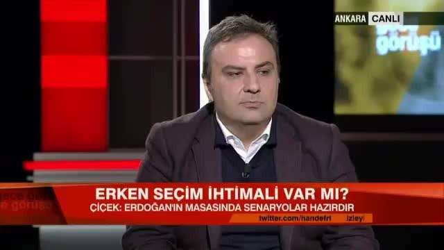 Gürkan Hacır AKP'nin belediye başkan adaylarını açıkladı!