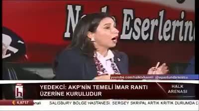 Gülay Yedekçi'den Erdoğan'a Çok Sert Sözler!