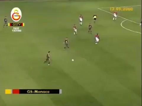 Hagi'nin 17 yıl önceki golü