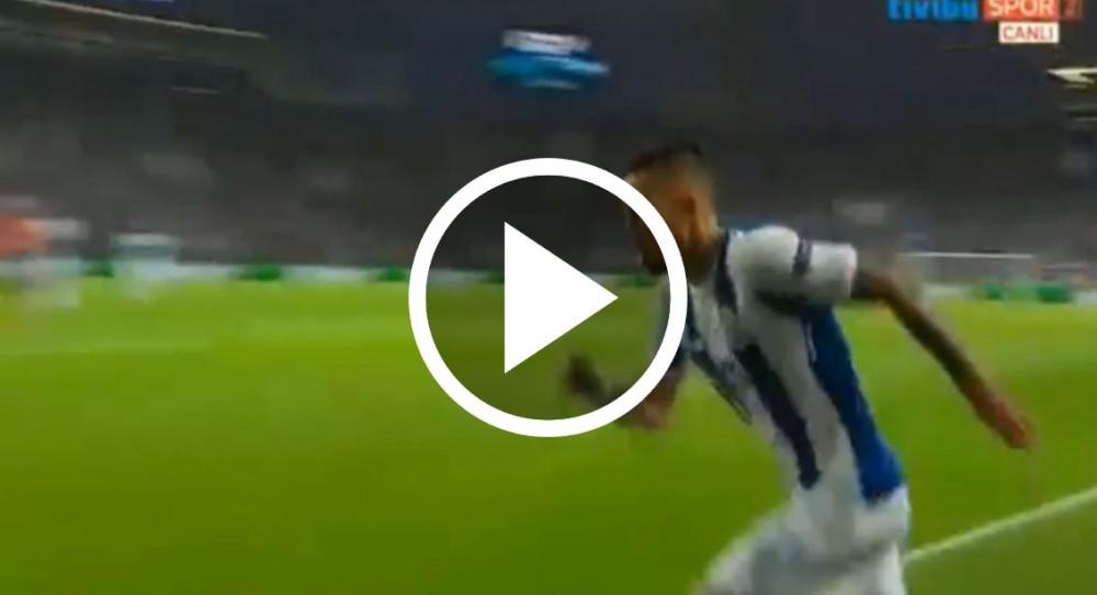 GOL   Porto 1-1 Beşiktaş