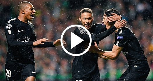 ÖZET | Celtic 0 - 5 PSG