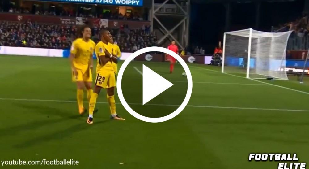 Mbappe ilk maçında ilk golünü attı!