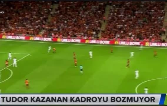 Galatasaray'da Bursa maçı öncesi son durum ve ilk 11