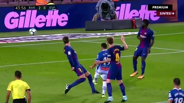 ÖZET   Barcelona 5-0 Espanyol