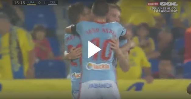 ÖZET | Las Palmas 2 - 5 Celta Vigo