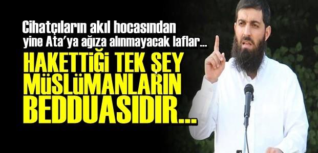 ATATÜRK'E ÇİRKİN SÖZLER!..
