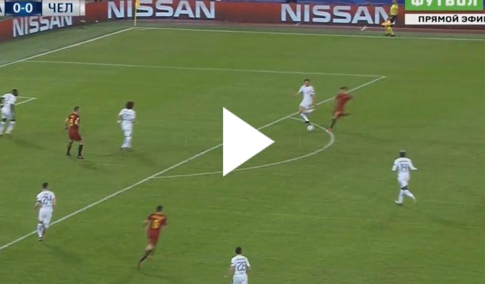 Ohaaa! El Shaarawy'den Eboue golü!