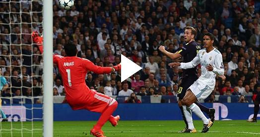 Harry Kane'den inanılmaz gol!
