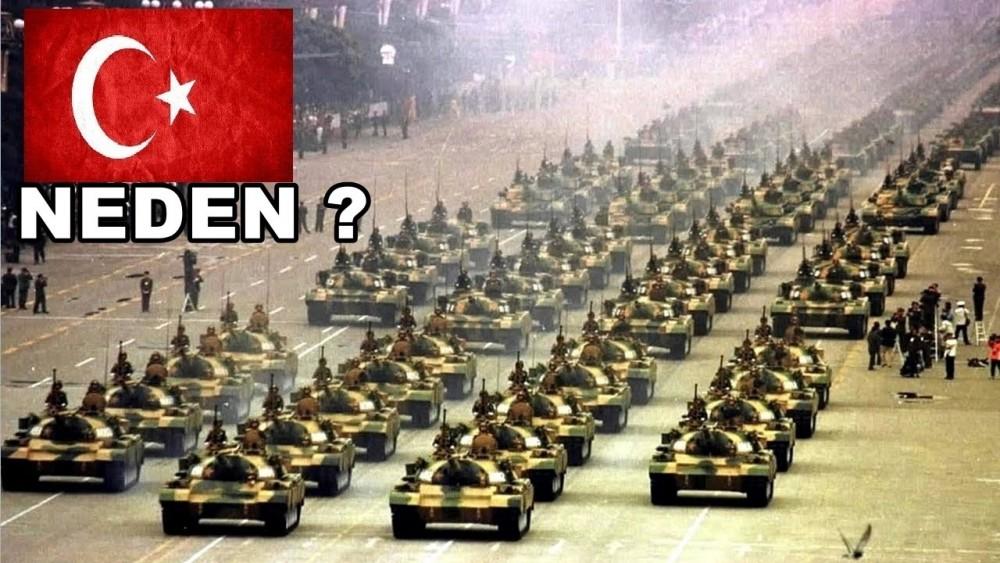 Dünyanın Hiçbir Ülkesi Türkiye'ye Saldıramaz! Neden Mi?