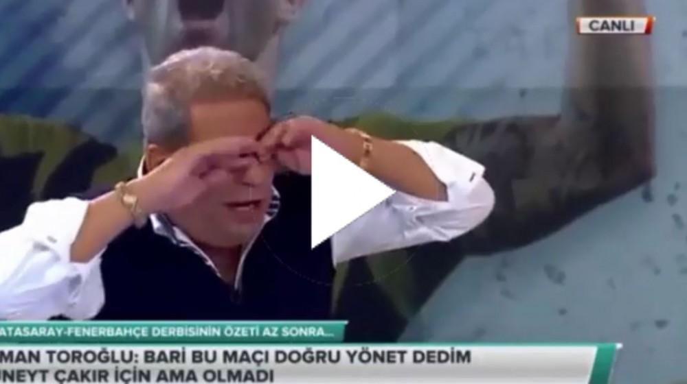 Cüneyt Çakır'ı yerden yere vurdu!