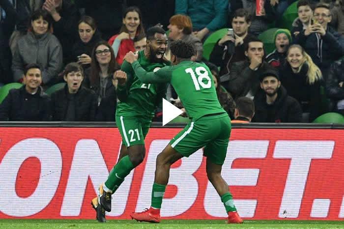 ÖZET    Arjantin 2 - 4 Nijerya