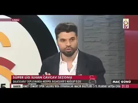 Gökhan Zan canlı yayında bombaladı!