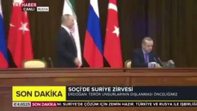 SON DAKİKA! Putin'den Erdoğan'a şok hareket!!