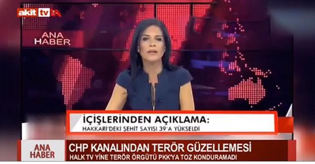 HALK TV YİNE PKK'YA TOZ KONDURAMADI!! PAYLAŞ HERKES CHP'NİN GERÇEK YÜZÜNÜ GÖRSÜN..