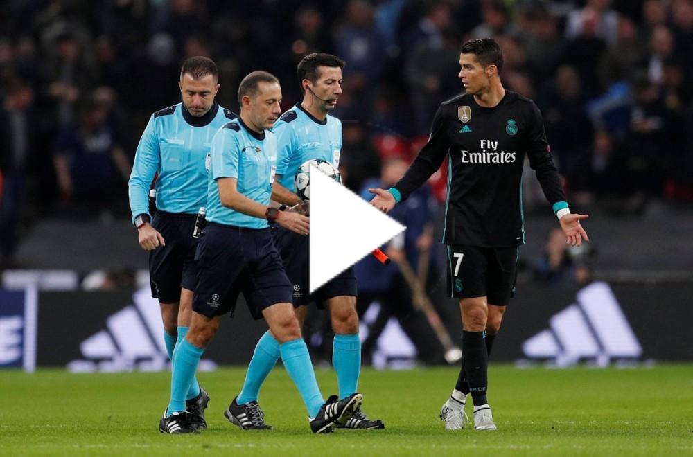ÖZET   Tottenham 3-1 Real Madrid